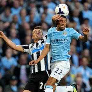 Clichy pleased with City's start