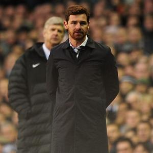 Spurs boss Andre Villas-Boas not getting carried away after Arsenal win