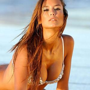 WAG of the day: Luli Fernandez