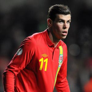 Bale named in Wales squad