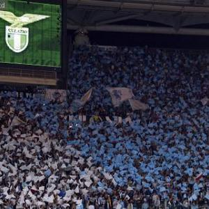 Lazio fined over Spurs abuse