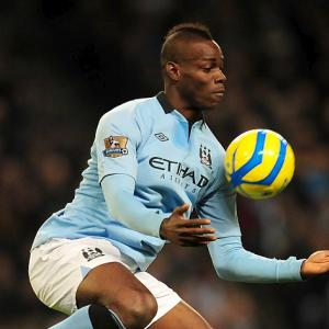 Balotelli fires two past Blackburn in under-21's friendly