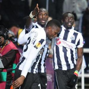 Newcastle held in controversial fashion