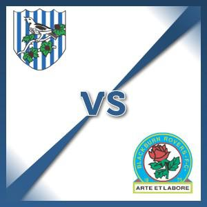 Blackburn Rovers away at West Bromwich Albion - Follow LIVE text commentary