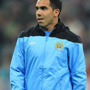 Mancini wants to end Tevez saga