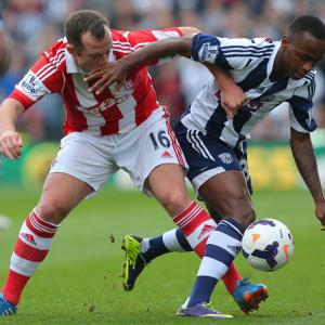 Baggies hold Potters