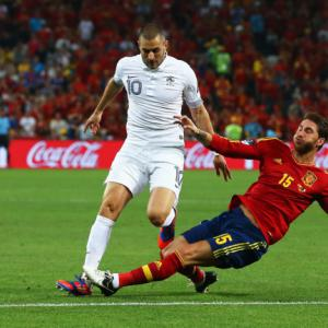 France v Spain: World Cup Qualifier Match Preview