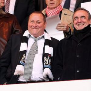 Mike Ashley not seeking to sell Newcastle