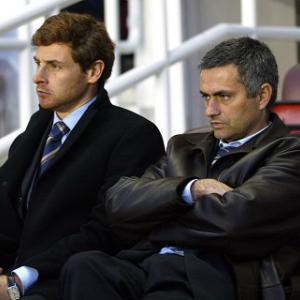 Villas-Boas wary of Mourinho return