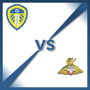 Doncaster Rovers away at Leeds United - Follow LIVE text commentary