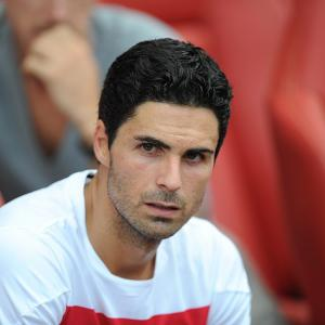 Arteta relaxed over summer signings