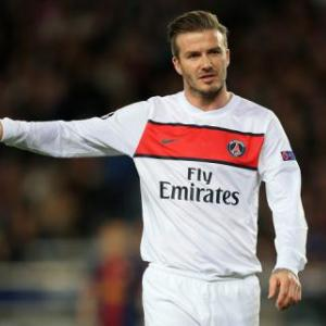 Wilshere: Beckham one of the greats