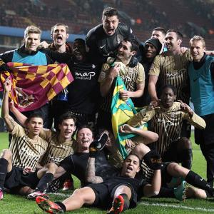 Bradford 0-5 Swansea: Match Report