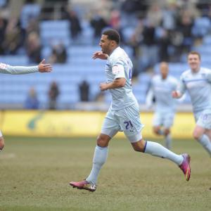 Coventry City lift gloom
