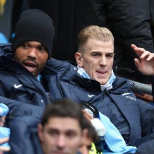 Hart remains on Citys bench