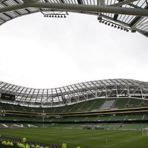Ireland confirm Dublin England friendly