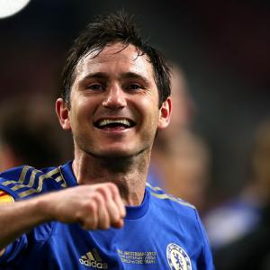 Lampard targets more Blues glory