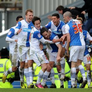 Dunn seals Rovers a dramatic derby point