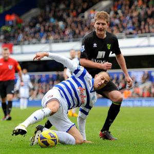 Bunn hero in QPR and Canaries stalemate