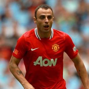 PSG told Berbatov not for sale