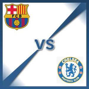 Chelsea away at Barcelona - Follow LIVE text commentary