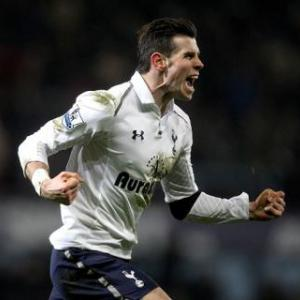 Tottenham winger Gareth Bale flattered by Ronaldo comparisons