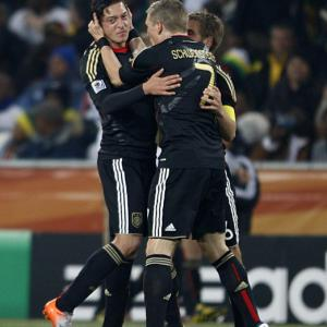 Ghana 0-1 Germany - Match Report