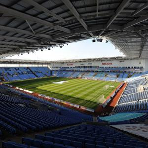 New Ricoh hope for Coventry fans