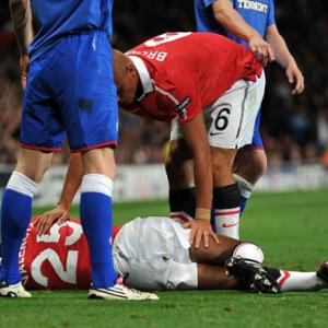 Antonio Valencia will recover from horrific injury, insist Manchester United