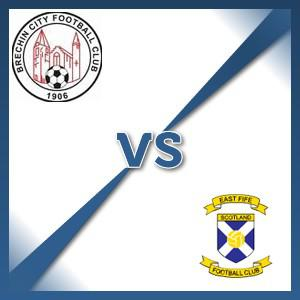 East Fife away at Brechin City - Follow LIVE text commentary
