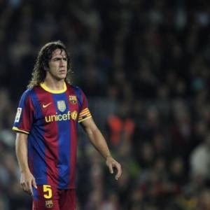 Puyol adds to Barca injury woes