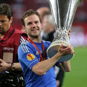 Mata eyes Premier League success