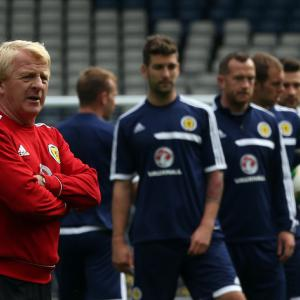 Strachan guarded on injuries
