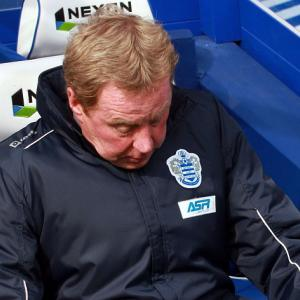 QPR manager Harry Redknapp believes his side deserved to win