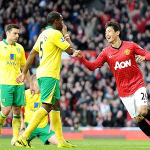 Kagawa nets hat-trick in Canaries defeat