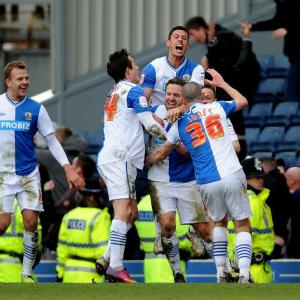Blackburn manager Michael Appleton hails Dunn response