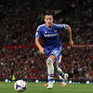 Terry hails England success