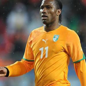 Bayern Munich want Drogba on a free transfer