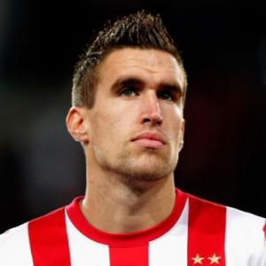 Manchester United target PSV's Kevin Strootman