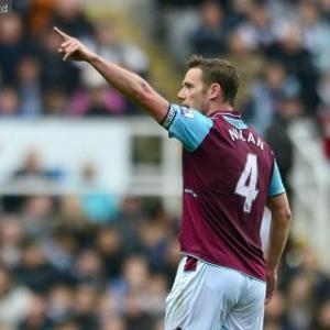 Nolan nicks win for Hammers against Newcastle