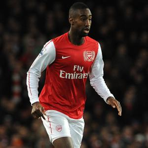 Hamburg eye Arsenal star Johan Djourou