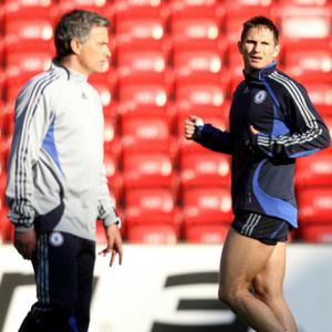 Lampard welcomes Mourinho Chelsea reunion