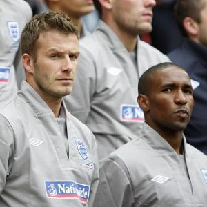 Villas-Boas rules out Beckham move