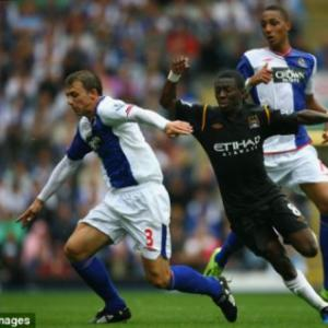 Aston Villa line up 7m swoop for Blackburn star Stephen Warnock