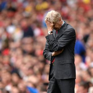 Wenger wants reaction from Gunners