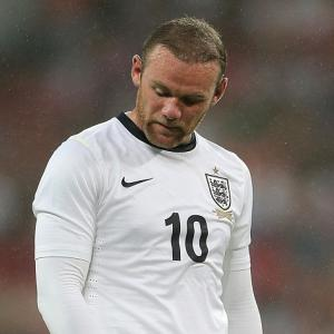 Rooney showing impresses Hodgson