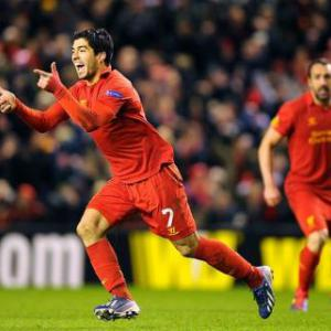James: Reds better without Suarez