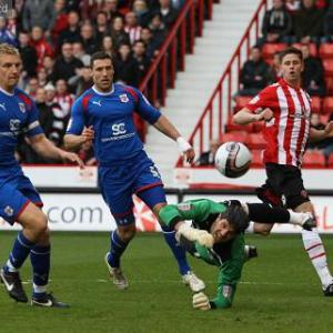 Sheff Utd 4-1 Stevenage: Match Report