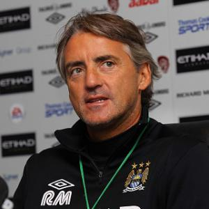 Mancini: United are title favourites