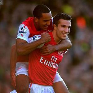 Walcott on verge of Liverpool switch